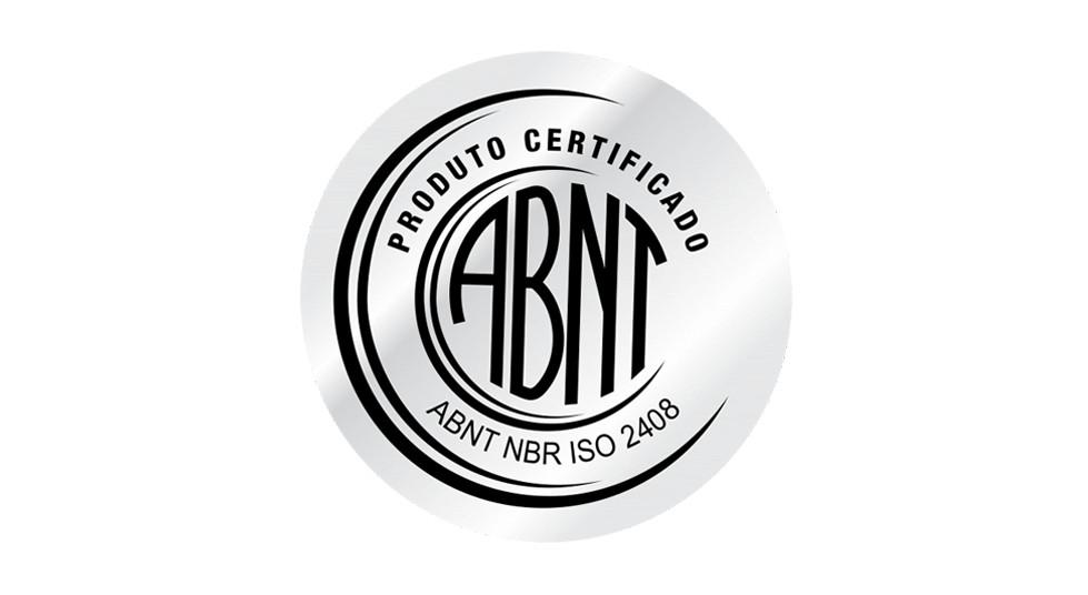 Associação Brasileira de Normas Técnicas (ABNT) Steel wire ropes for general purpose standard ABNT NBR ISO 2408 certificate 203.003/18.