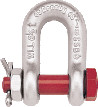 BOLT TYPE SHACKLES G-2130/2150