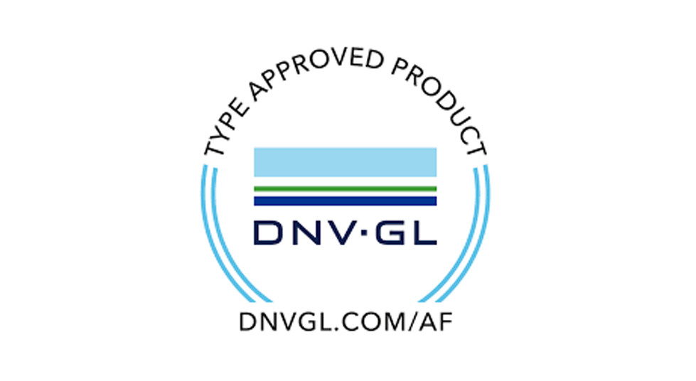 DNV Offshore containers lifting slings, certificate S – 7586.