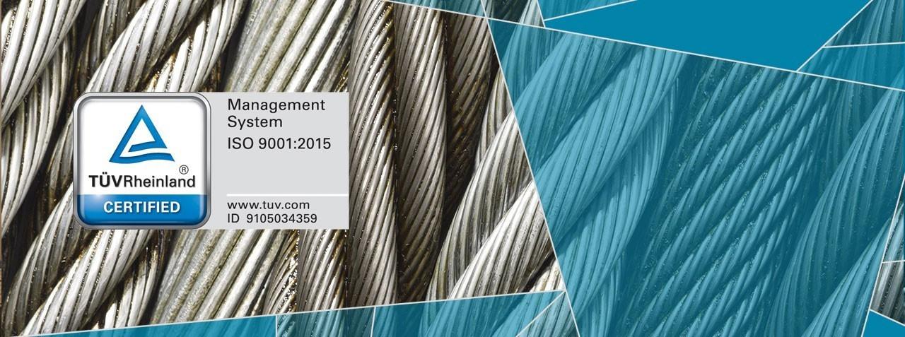 IPH ATUALIZA SUA CERTIFICAÇÃO ISO 9001 PARA A VERSÃO 2015