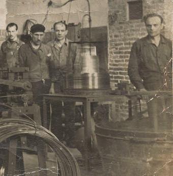 1949 Trayectory